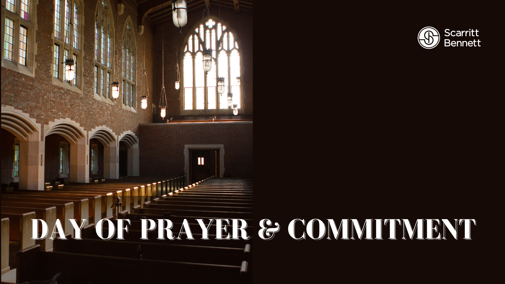Day of Prayer and Commitment