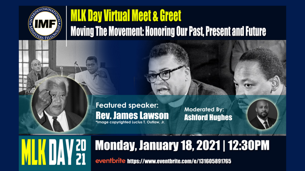 MLK Virtual Meet and Greet