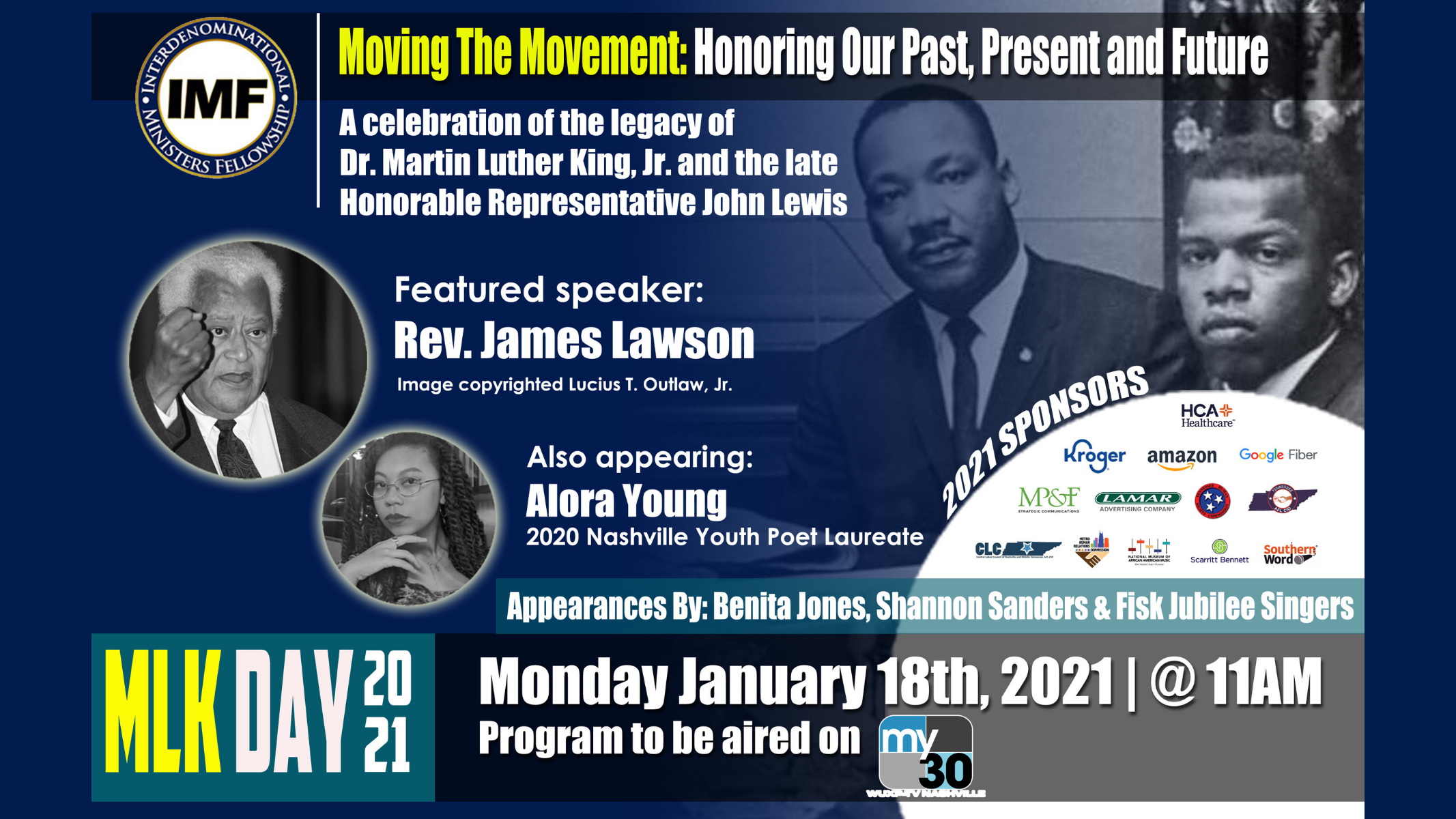 Moving the Movement: Honoring our Past, Present, and Future