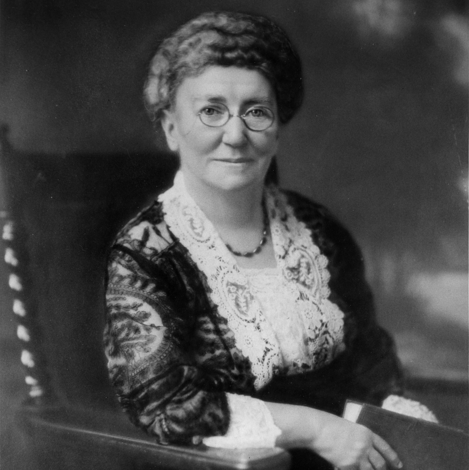 Portrait of Maria Layng Gibson
