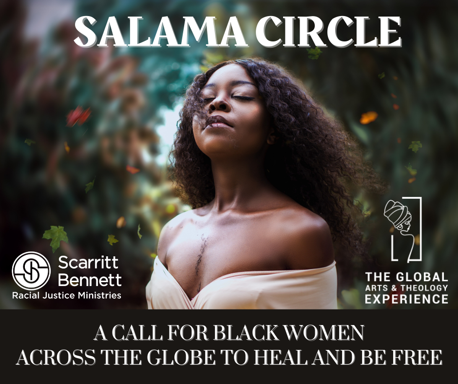 Salama Circles: A Call for Black Women Across the Globe to Heal and Be Free